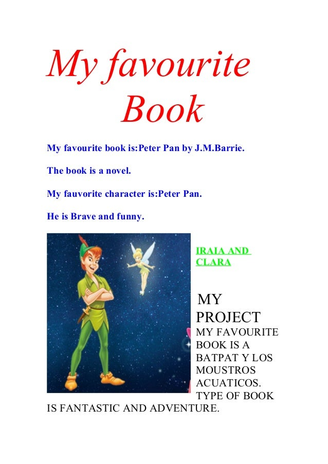 Essay on favorite book