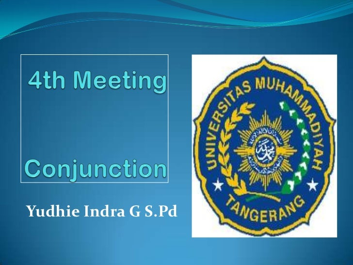 4th meeting