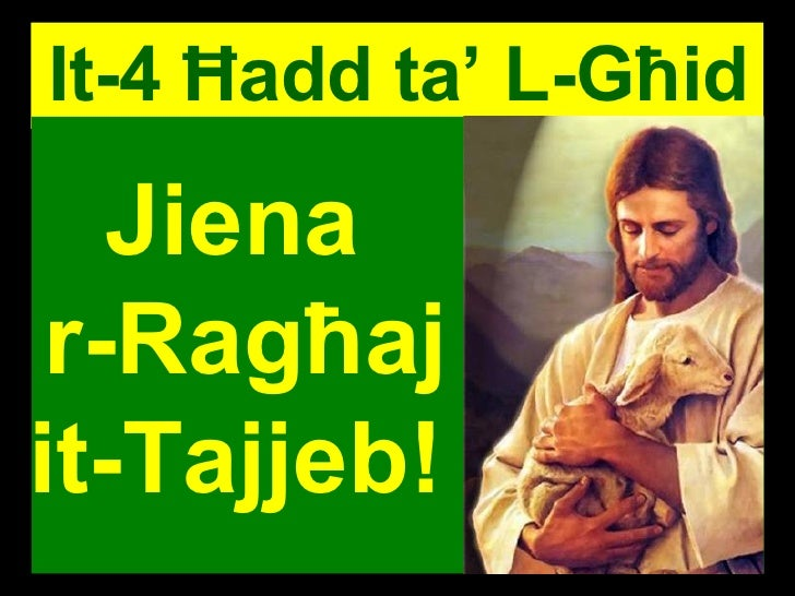 4th Sunday Of Easter (Year B)