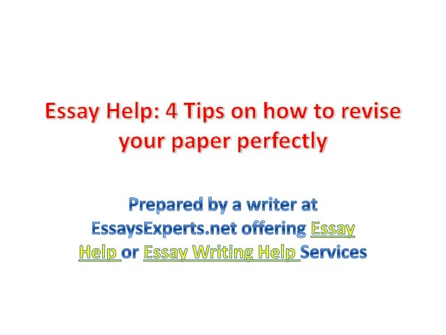 Help with your paper