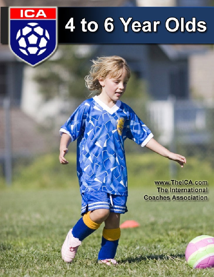 Coaching Ages 4 to 6 YearsThis section provides you with an eight-week training program for children ages 4 through 6years...