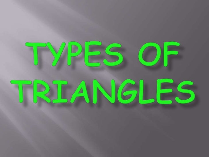    Euler diagram of types of triangles, using    the definition that isosceles triangles    have at least 2 equal sides, ...