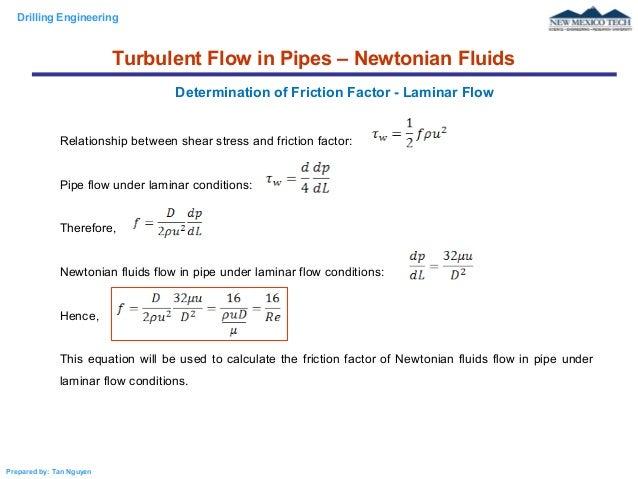 4 turbulent flow