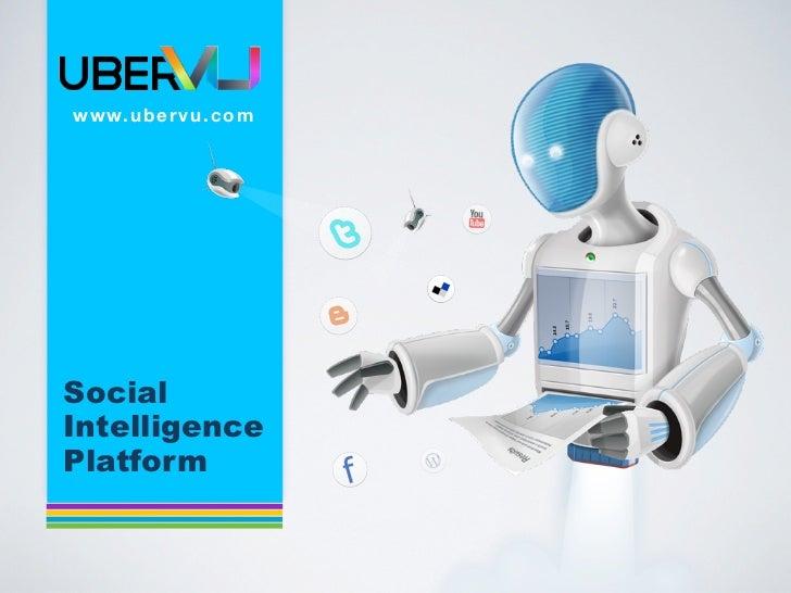 UberVU Presents at Under the Radar