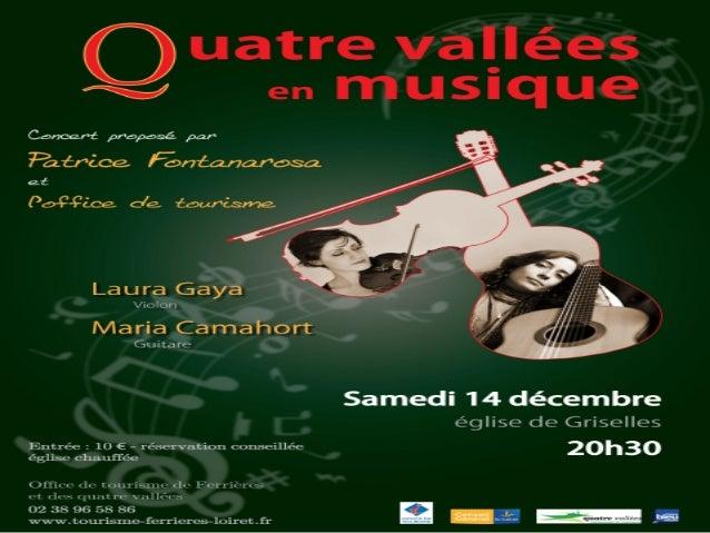 Samedi 14 Décembre 2013 A l'Eglise Saint-Aignan De Griselles Loiret 45
