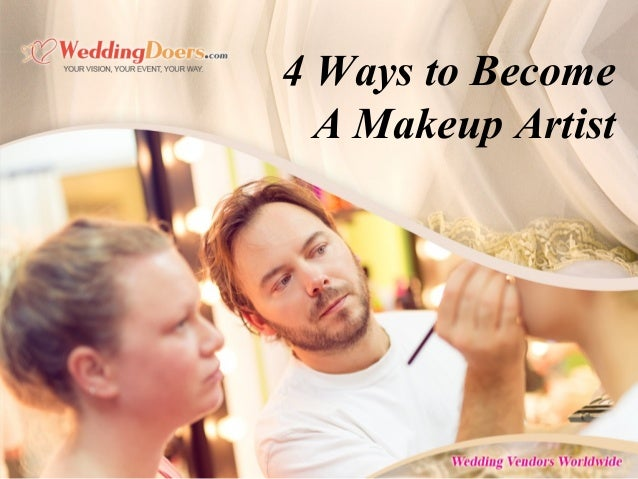How To Become Bridal Makeup Artist : 4 ways to become a makeup artist