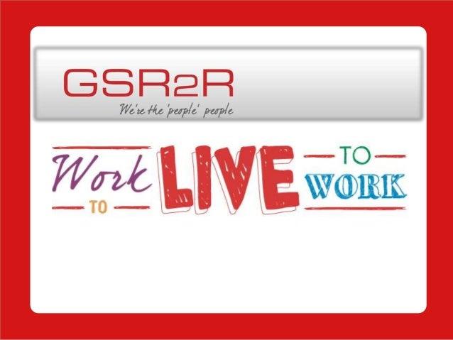 GSR2R 4 Ways To Know You Were Born To Be A Niche Recruiter