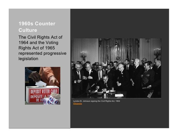 counterculture of the 1960s essay