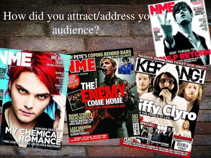 5. How did you attract/address your audience?<br />