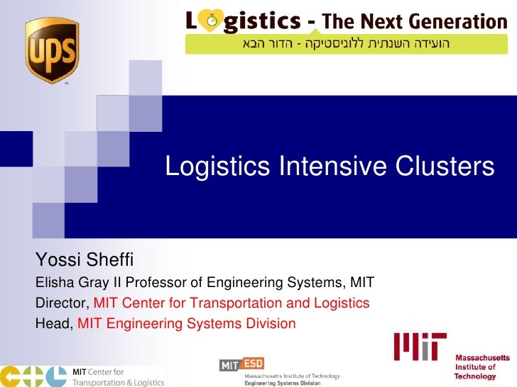 The New Logistics 4