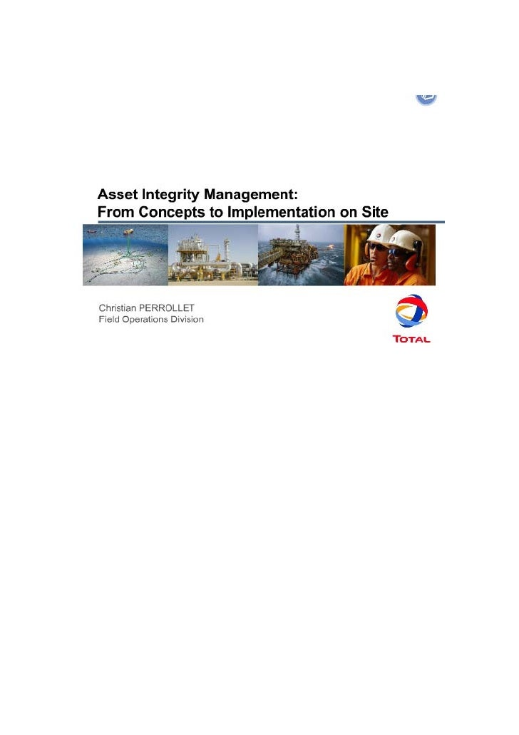 Practical steps you can take to achieve asset integrity implementation success across multiple countries