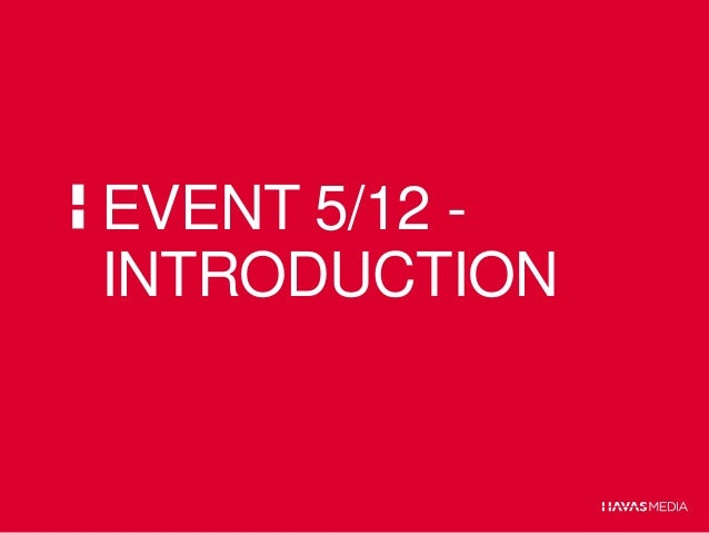 5 12 event : 5 myths about TV.
