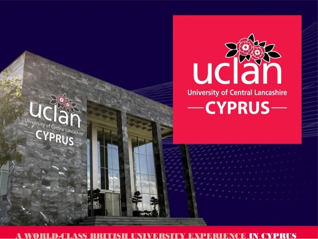 A WORLD-CLASS BRITISH UNIVERSITY EXPERIENCE IN CYPRUS