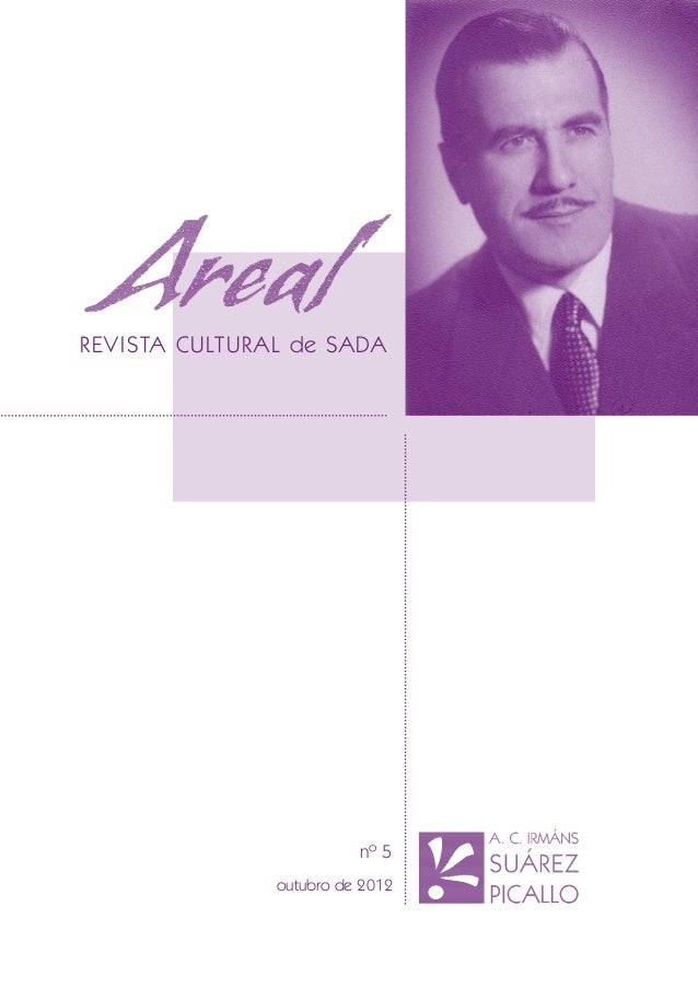 REVISTA CULTURAL de SADA nº 5 outubro de 2012