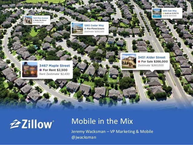 XCMO 2013: The Expanding Role of Mobile in the Marketing Mix