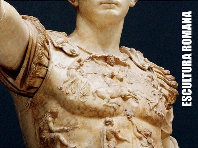 La escultura clásica. Roma.