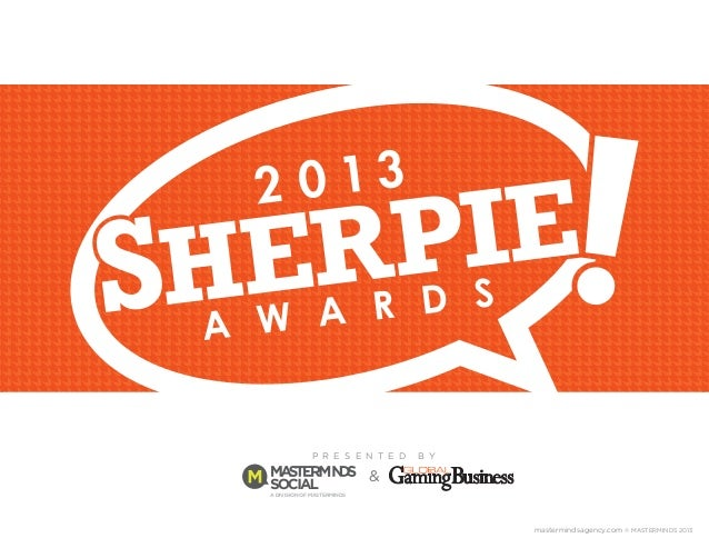 Best Of The Best: 2013 Sherpie Winners