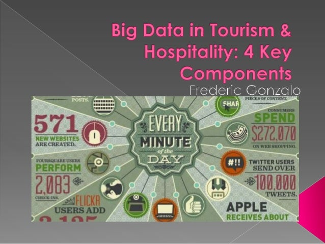   Identified as one of the major trends impacting the travel industry, among many other industries, big data is already p...