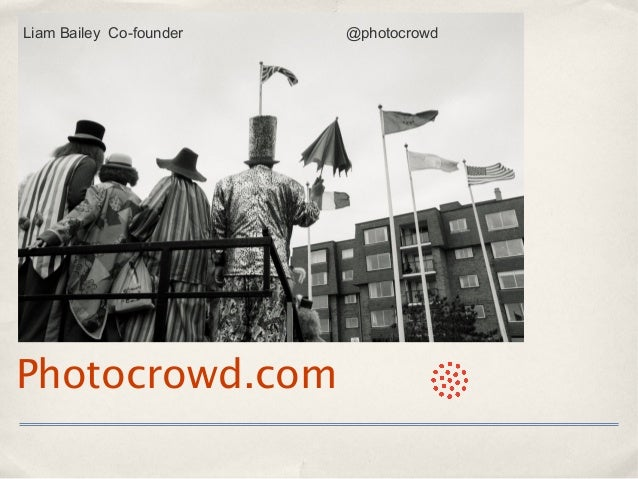 """Photocrowd  """"TechCrunch visits Norwich"""" event @SyncNorwich"""