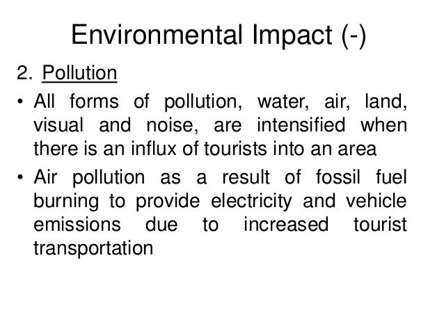positive environmental impact of tourism in india Tourism is important for the growth and development of a developing country like india the advantages and disadvantages of tourism has been discussed in this article.