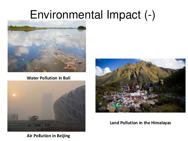 causes and effects of land pollution environmental