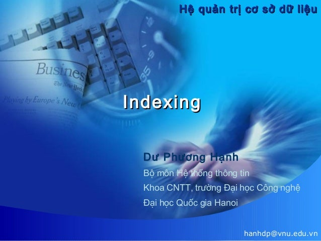 5. indexing