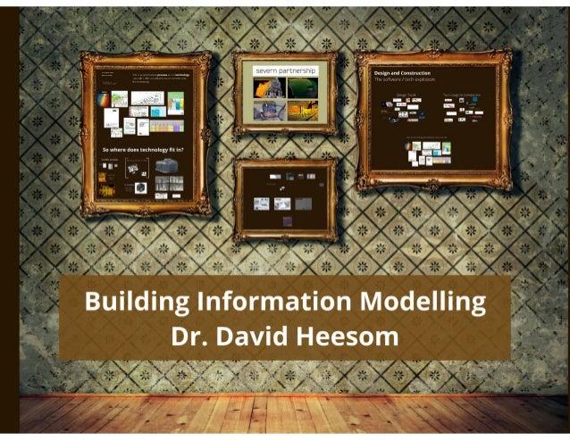 BIM - Building information modelling