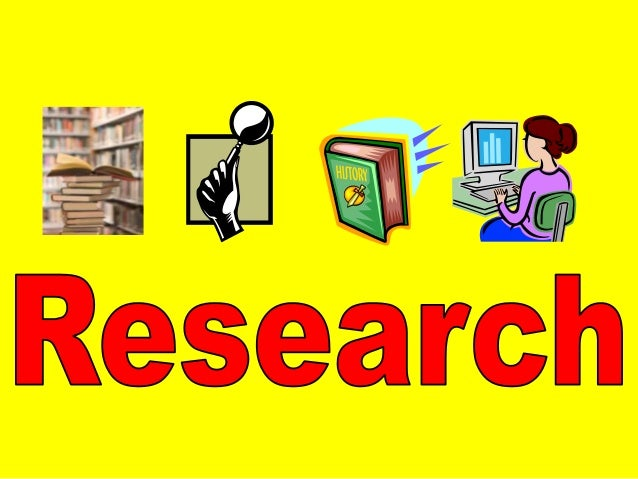 5. how to research