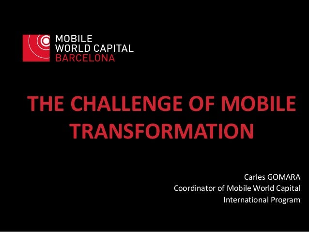 2014 IoT Forum_Mobile World Capital Barcelona