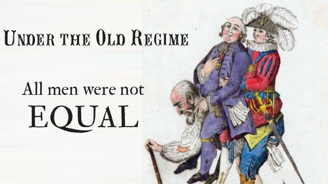 Old Regime and French Revolution - ThingLink