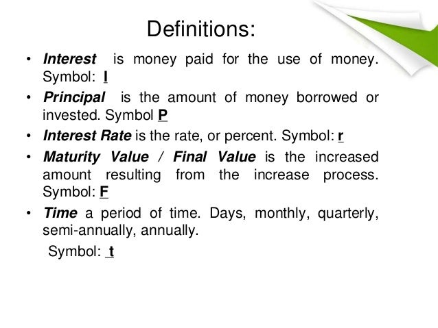 time value of money analysis 5-42 integrated case time value of money analysis you have applied for a job with a local bank as part of its evaluation process, you must take an examination on.