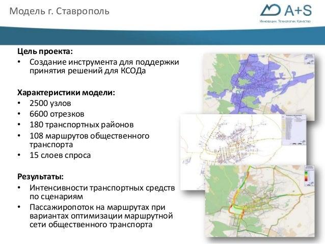 Ставрополь Цель проекта: