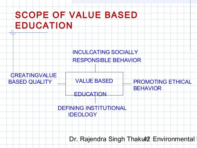 need of moral values in education need of moral education to students in today's world man, machine and money are the modern day trinity where as morality is just a casualty as a result.