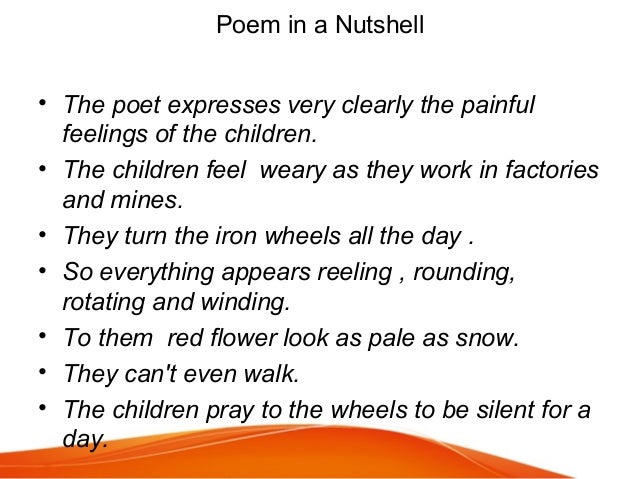 When and where was the poem,