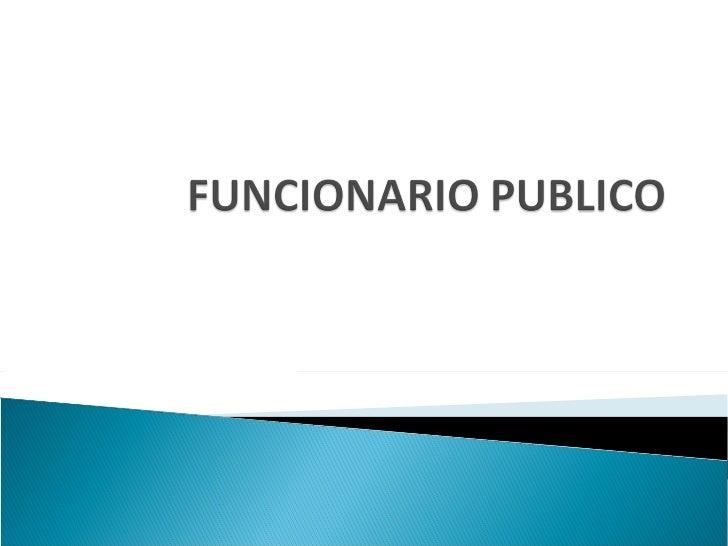 5.2 función pública