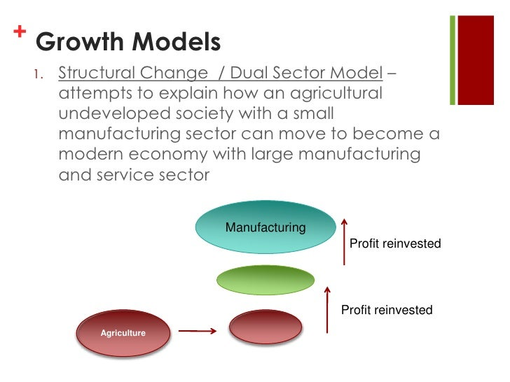 a critical look at lewsi smiths dual sector model essay A critical review of the lewis model xiaobing  there is a need to develop  dual- or multi-sector models to study economic development.