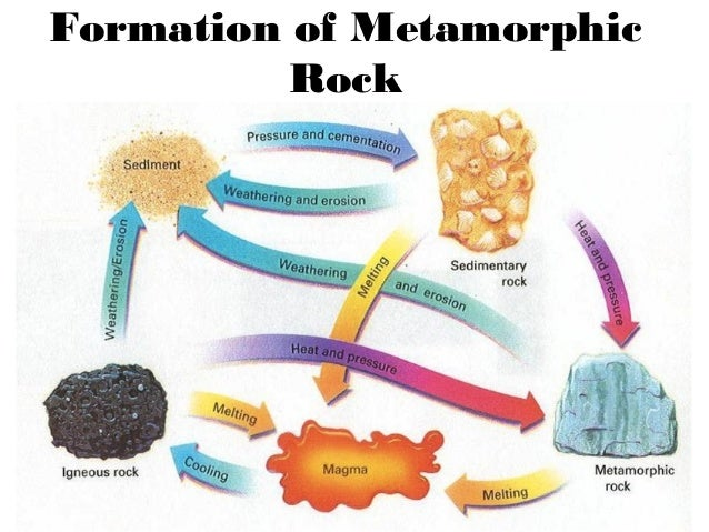 5.4 metamorphic rock