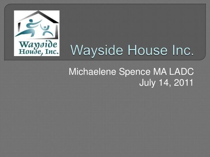 5.5 Michaelene Spence