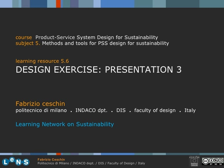 5.6 Design Exercise System Concept Development And Visualisation