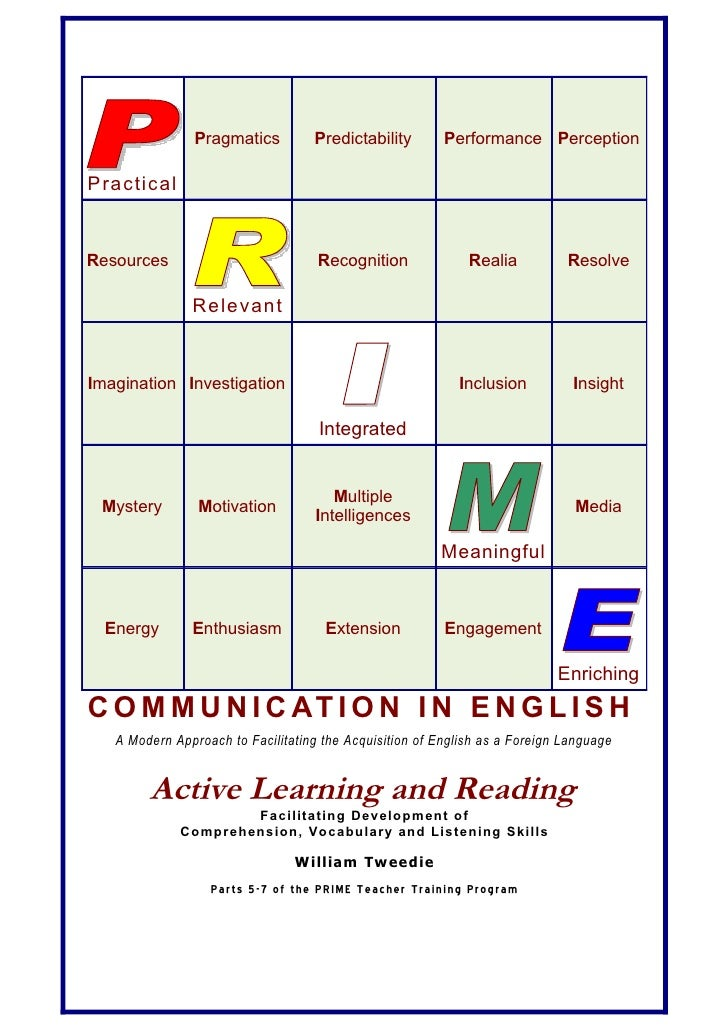 5 7 - Active Learning and Reading Course Resource Book