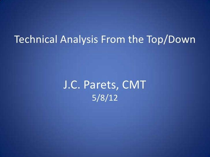 5 8-12 Harvard Technical Analysis