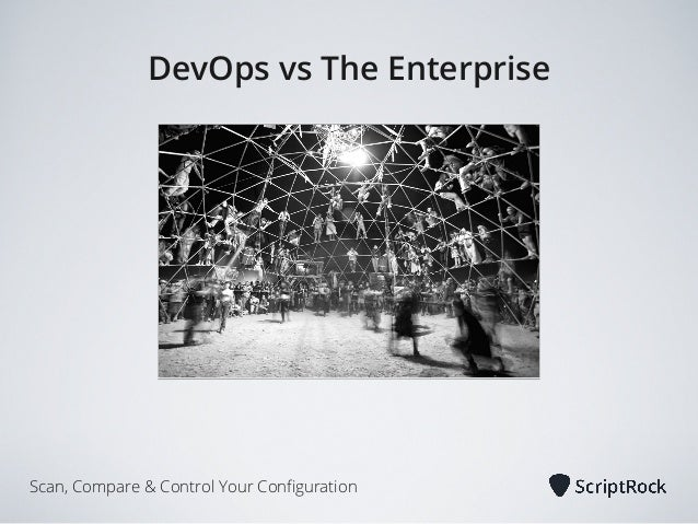 DevOps vs The Enterprise