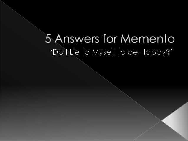 5 answers-for-memento