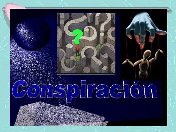 5. conspiracion
