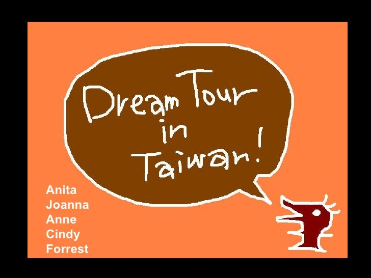 5 Day Tour of Taiwan - - Group 2 - Level 1