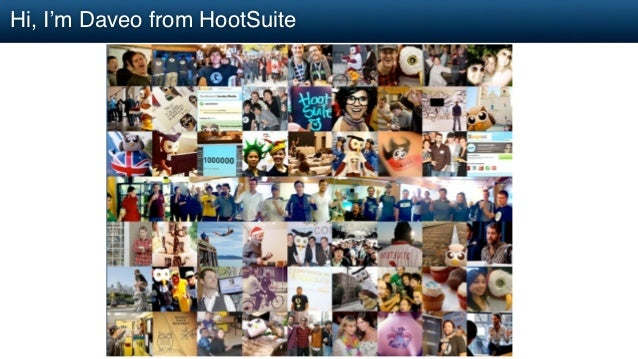 5 Days at HootSuite