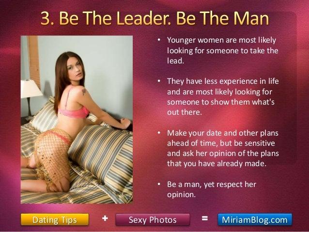 dating women advice for men