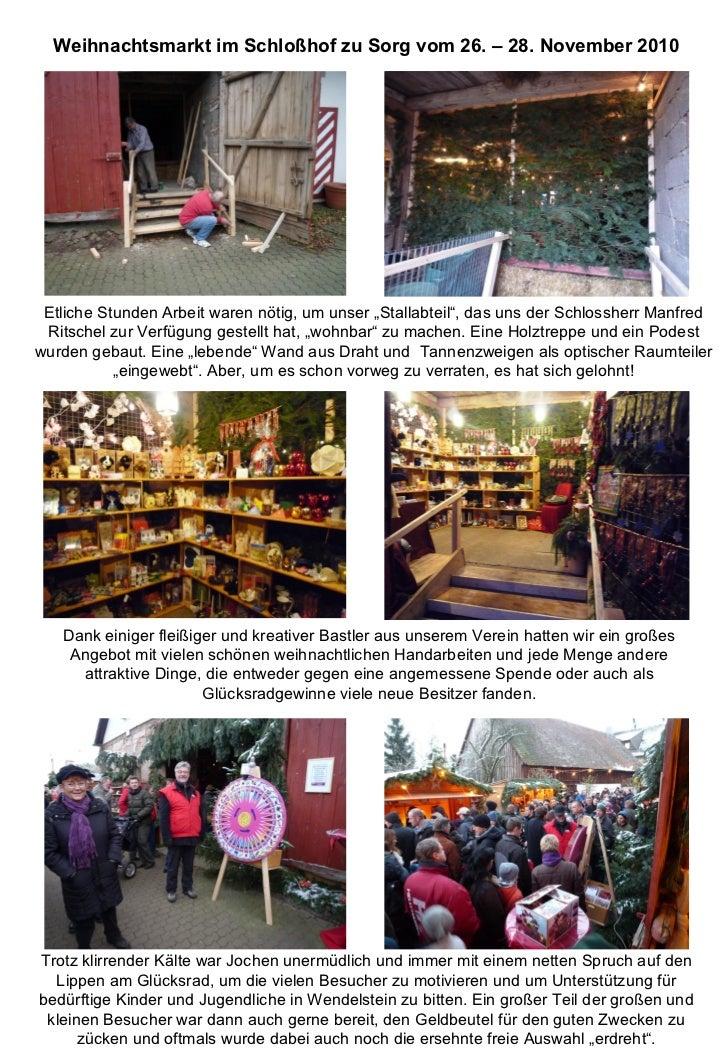 Dank einiger fleißiger und kreativer Bastler aus unserem Verein hatten wir ein großes Angebot mit vielen schönen weihnacht...