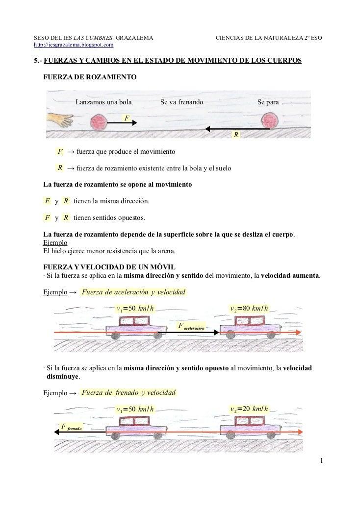 SESO DEL IES LAS CUMBRES. GRAZALEMA                             CIENCIAS DE LA NATURALEZA 2º ESOhttp://iesgrazalema.blogsp...
