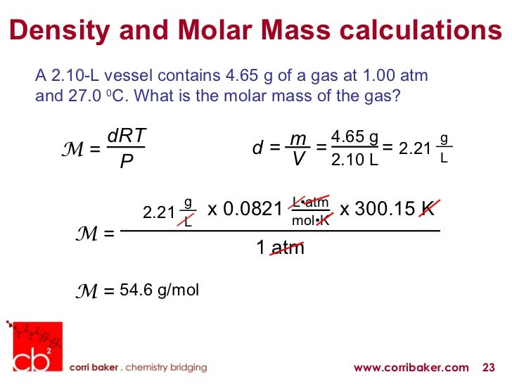 How to identify the molar mass of air : theoretical recommendations and demonstrative experiments